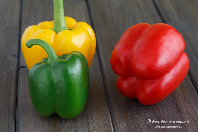 Paprika || FOOD VEGETARISCH