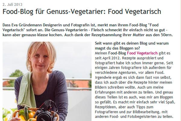 Food Vegetarisch bei LECKER.de