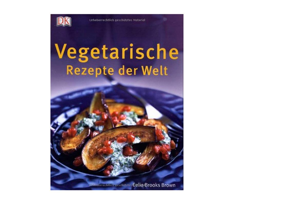 Buchrezension   Vegetarische Rezepte der Welt