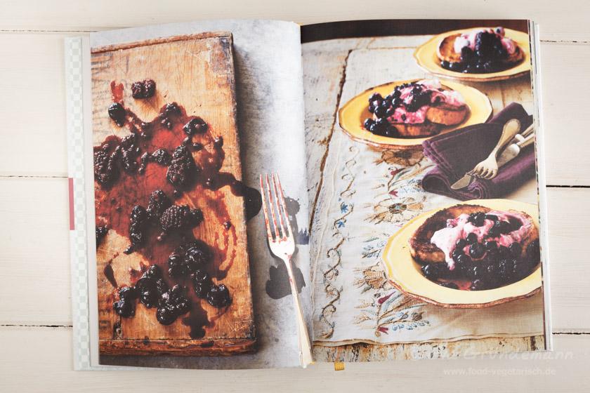Kochbuch Rezension Sophie Dahl | Von Saison zu Saison