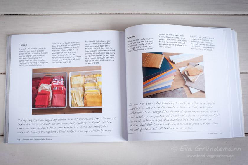 Rezension Fotobuch Foodfotografie für Blogger