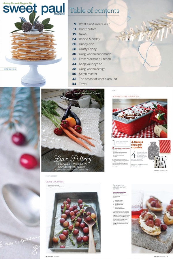 Zum E-Mag Sweet Paul Magazine