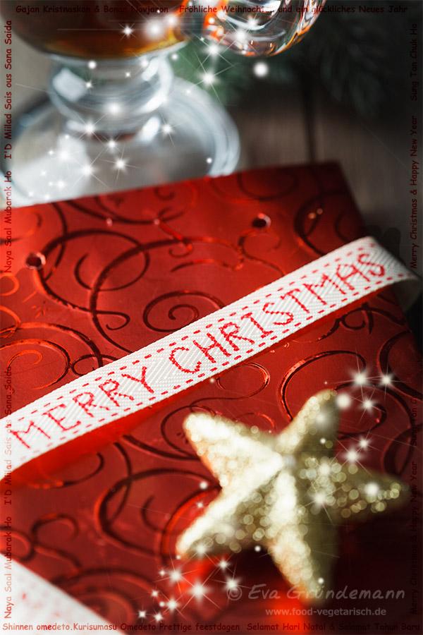 Merry Christmas from Food Vegetarisch