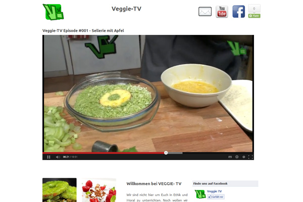 Veggie TV
