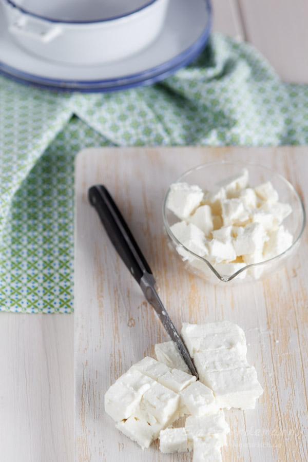 Feta cheese via Food Vegetarisch