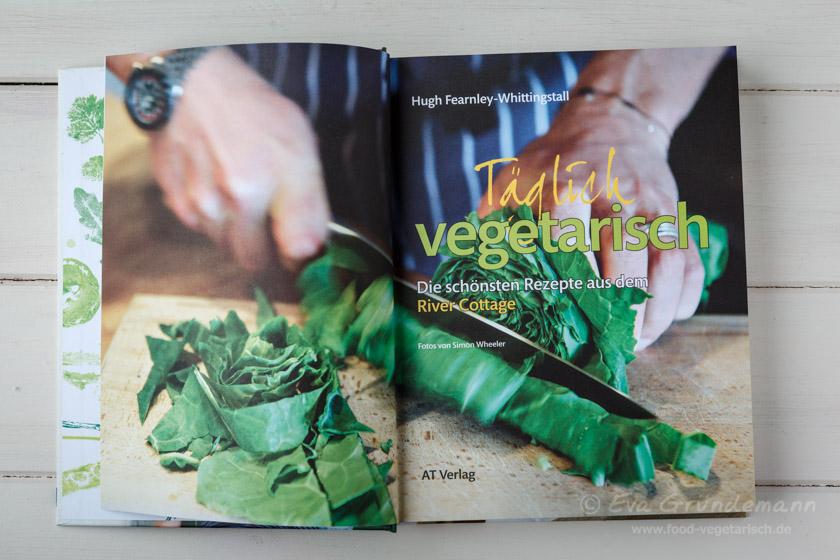 Kochbuch Rezension | Täglich Vegetarisch