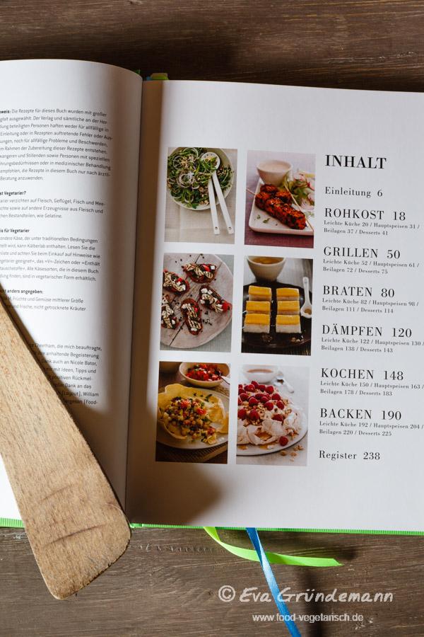 Die neue vegetarische Küche | Buchrezension auf food-vegetarisch.de