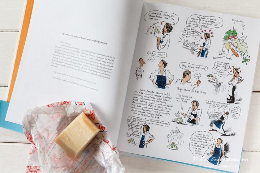 Buchvorstellung: In der Küche mit Alain Passard   www.food-vegetarisch.de