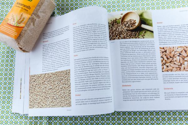 Lebensmittelkunde | Grünes Eiweiß | Buchvorstellung auf food-vegetarisch.de