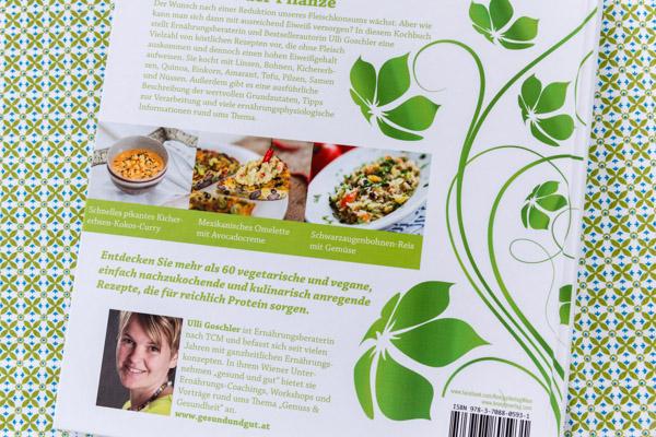 Grünes Eiweiß | Buchrezension auf food-vegetarisch.de