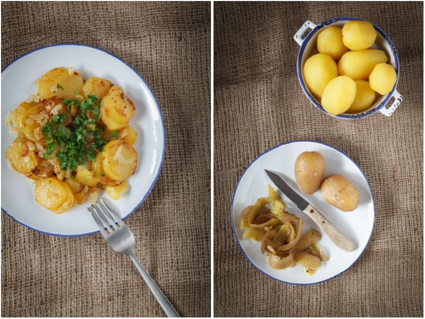 Rezept für Bratkartoffeln | food-vegetarisch.de