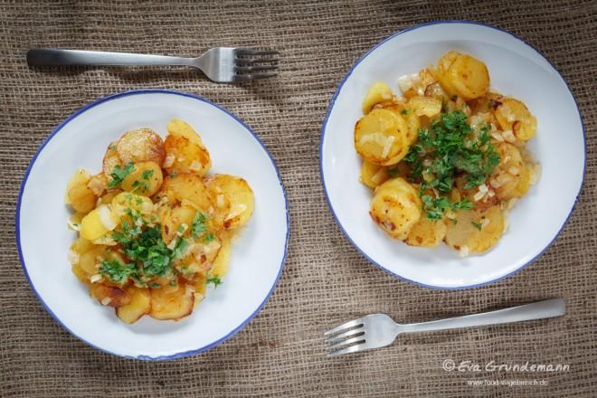 Bratkartoffeln | food-vegetarisch.de
