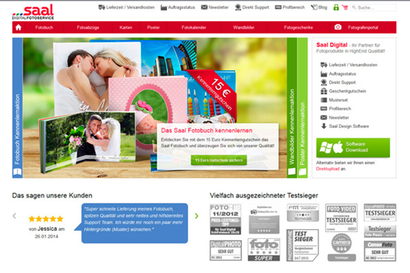Website Saa-Digital