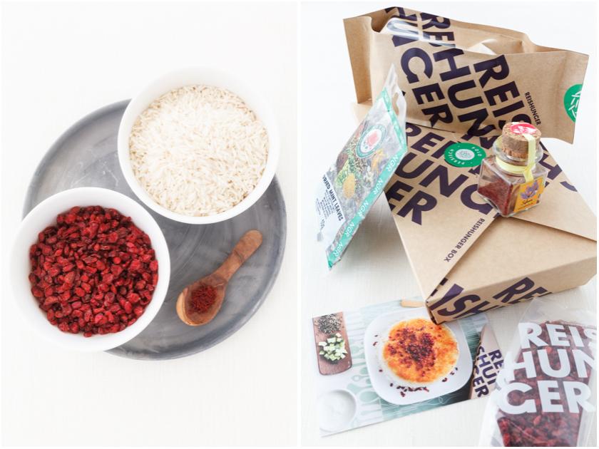 Persisch Polo Box von Reishunger