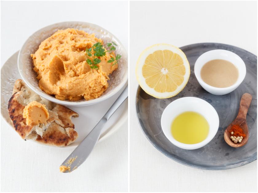 Spices for Hummus | Gewürze für Hummus | food-vegetarisch.de