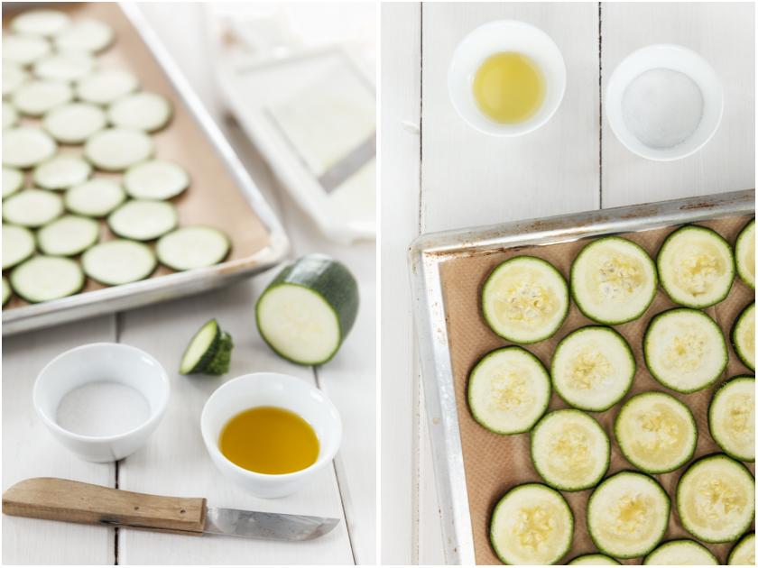 Rezept für Zucchini Chips | food-vegetarisch.de