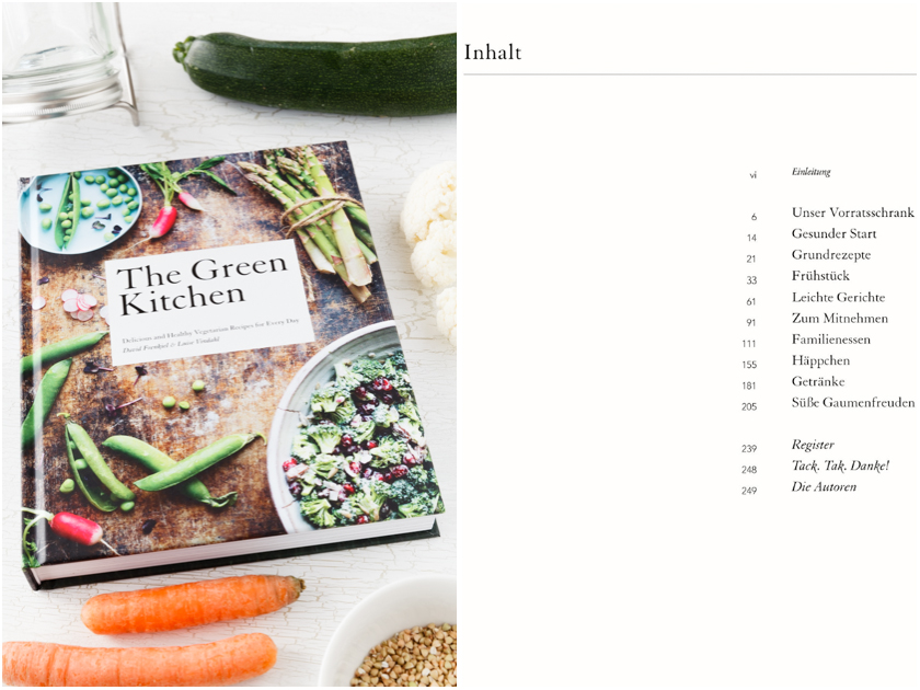 Buchrezension | Die grüne Küche [The Green Kitchen] | food-vegetarisch.de
