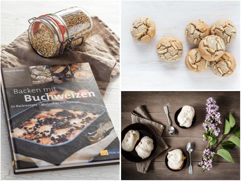 Buchrezension | Backen mit Buchweizen | food-vegetarisch.de
