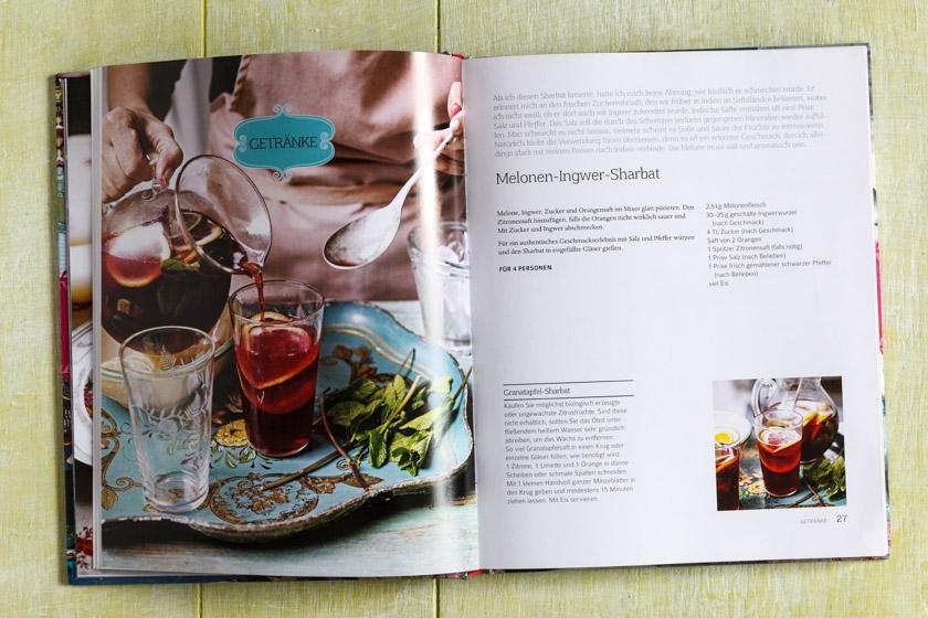 Buchrezension | Anjums indische vegetarische Küche | food-vegetarisch.de