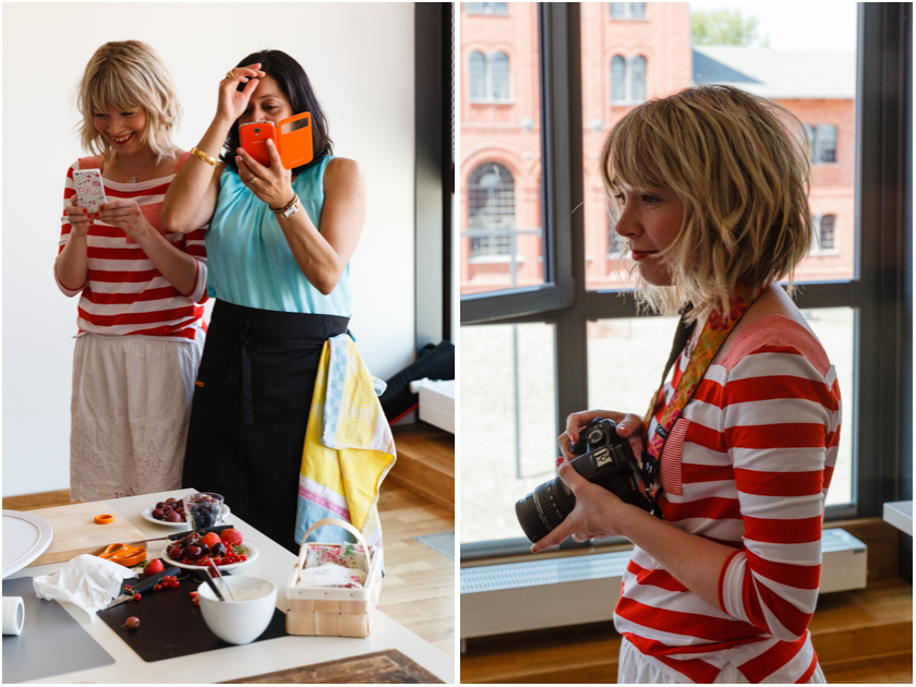 Berlin Food Styling Photography Workshop