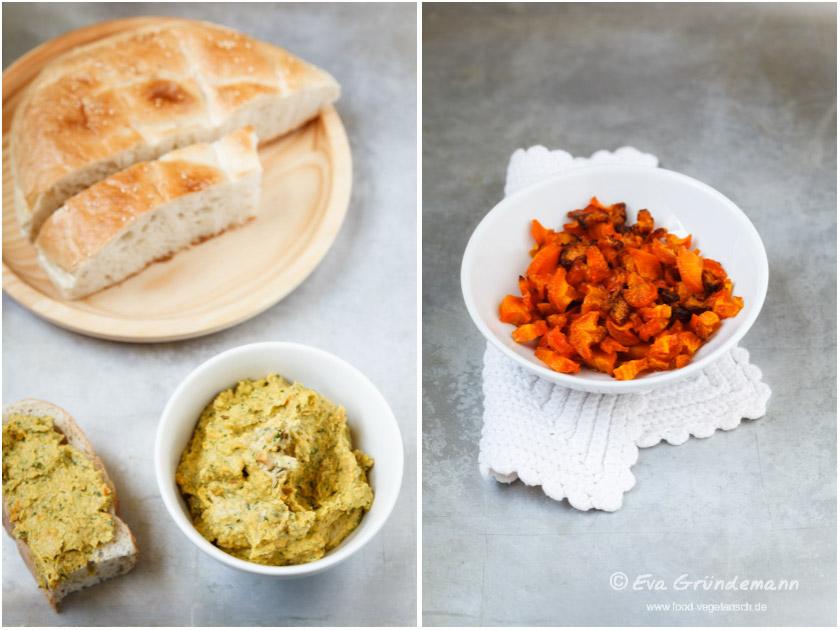 Karotten Hummus Rezept | food-vegetarisch.de