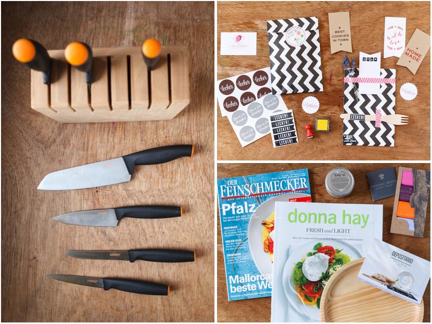 Goodie-Bag | Food-Foto-Workshop Berlin