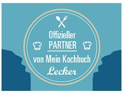 LECKER  Partner von Mein Kochbuch