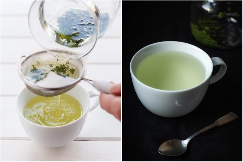 Grüner Tee | Zubereitung | food-vegetarisch.de