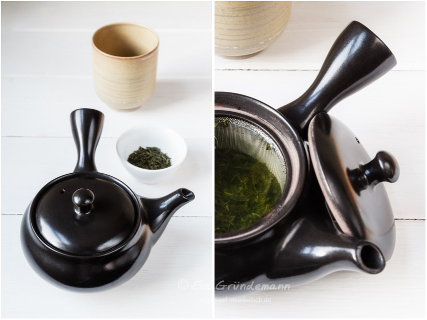 Zubereitung grüner Tee | food-vegetarisch.de