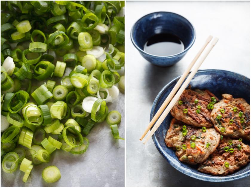 Rezept für japanische Buchweizenpfannkuchen | food-vegetarisch.de