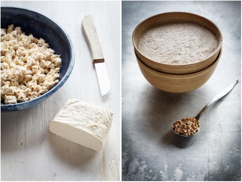 Tofu und Buchweizen | food-vegetarisch.de