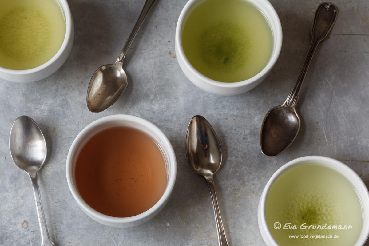 Grüner Tee | Übersicht über verschiedene Sorten Grüntee | food-vegetarisch