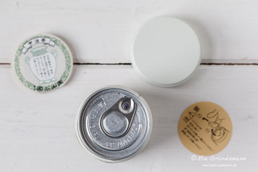 Grüner Tee der Sorte Gyokuro von Marukyo-Koyamaen | food-vegetarisch.de