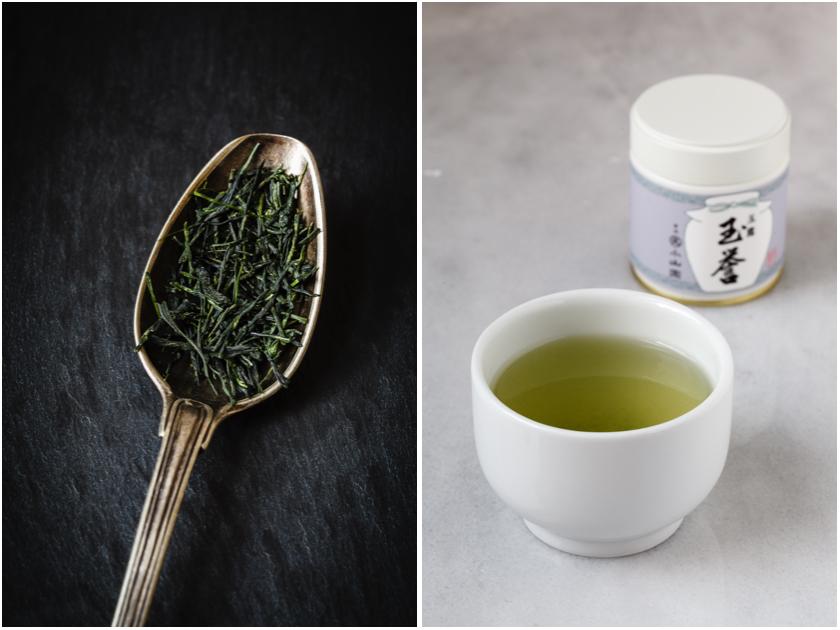Grüner Tee der Sorte Gyokuro | food-vegetarisch.de