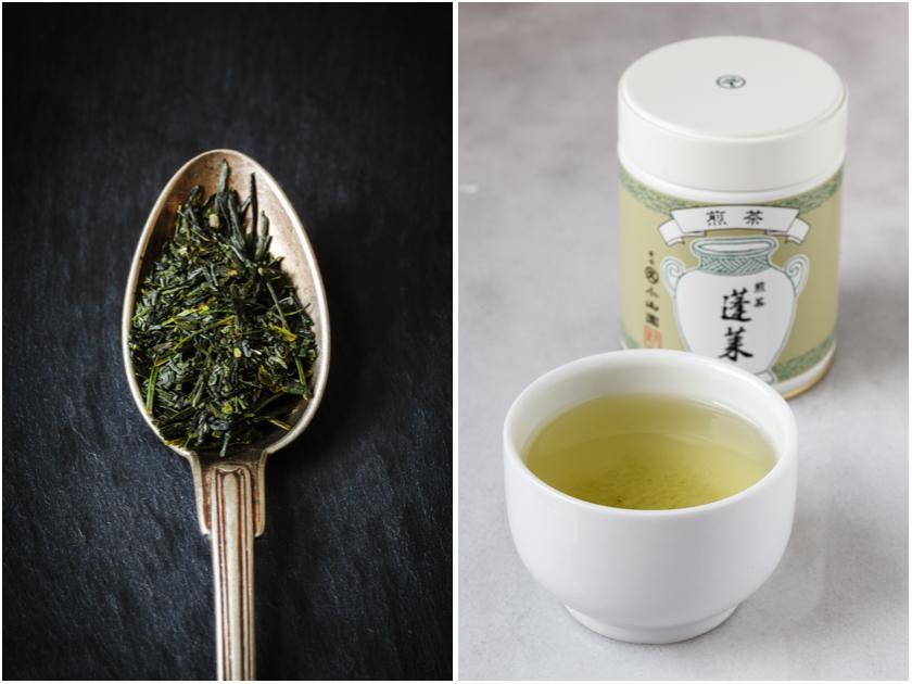 Grüner Tee der Sorte Sencha | food-vegetarisch.de