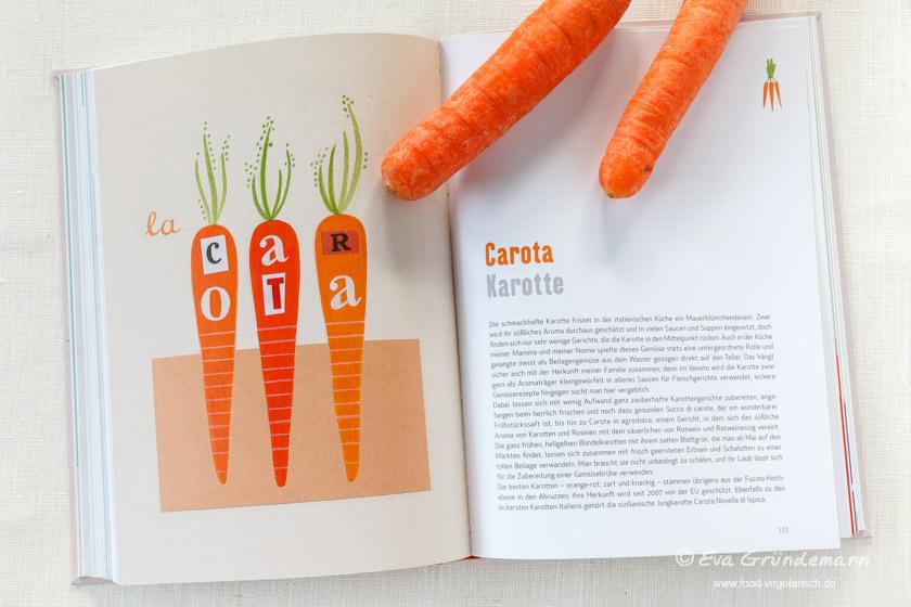 Buchrezension | La cucina verde - ein vegetarisches Kochbuch von C ...