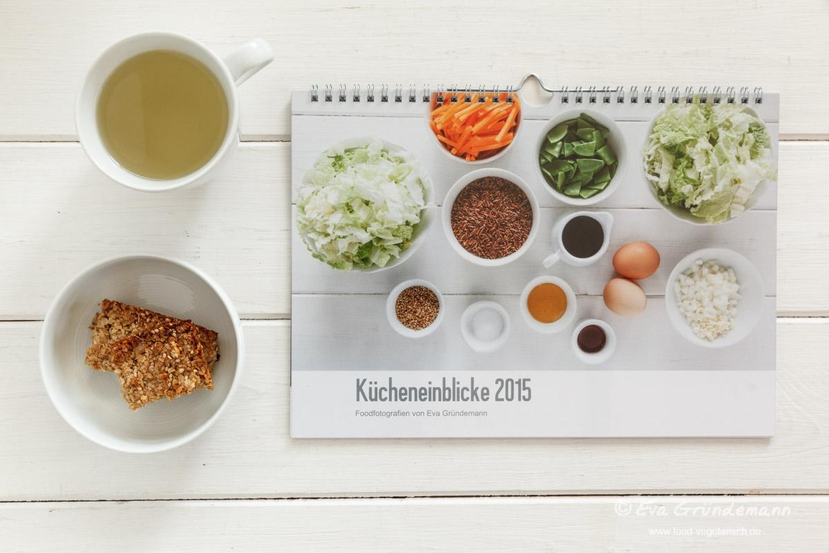 Küchenkalender 2015 | food-vegetarisch.de