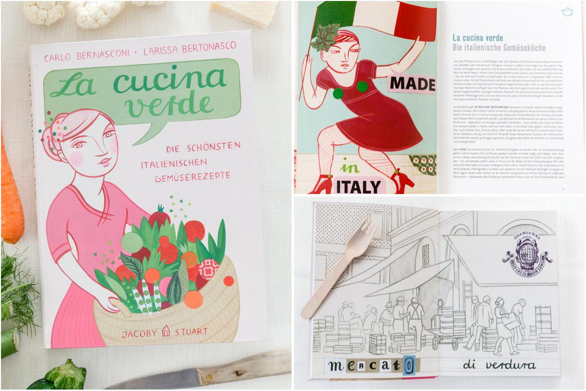 Stunning La Cucina Verde Contemporary - Schneefreunde.com ...