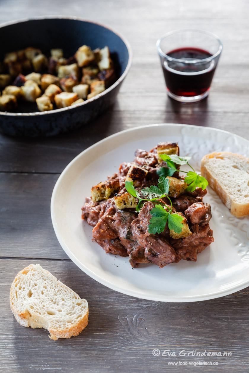 La cuisine verte - gemuesepfanne - ein vegetarisches Kochbuch