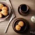 Oatmeal Scones | Hafer Scones | food-vegetarisch.de