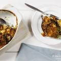 Vegetarisches Moussaka mit Linsen | Rezept | food-vegetarisch.de