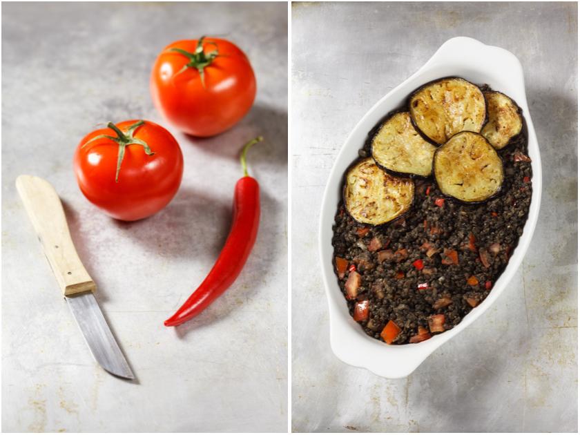 Vegetarisches Moussaka | Rezept | food-vegetarisch.de