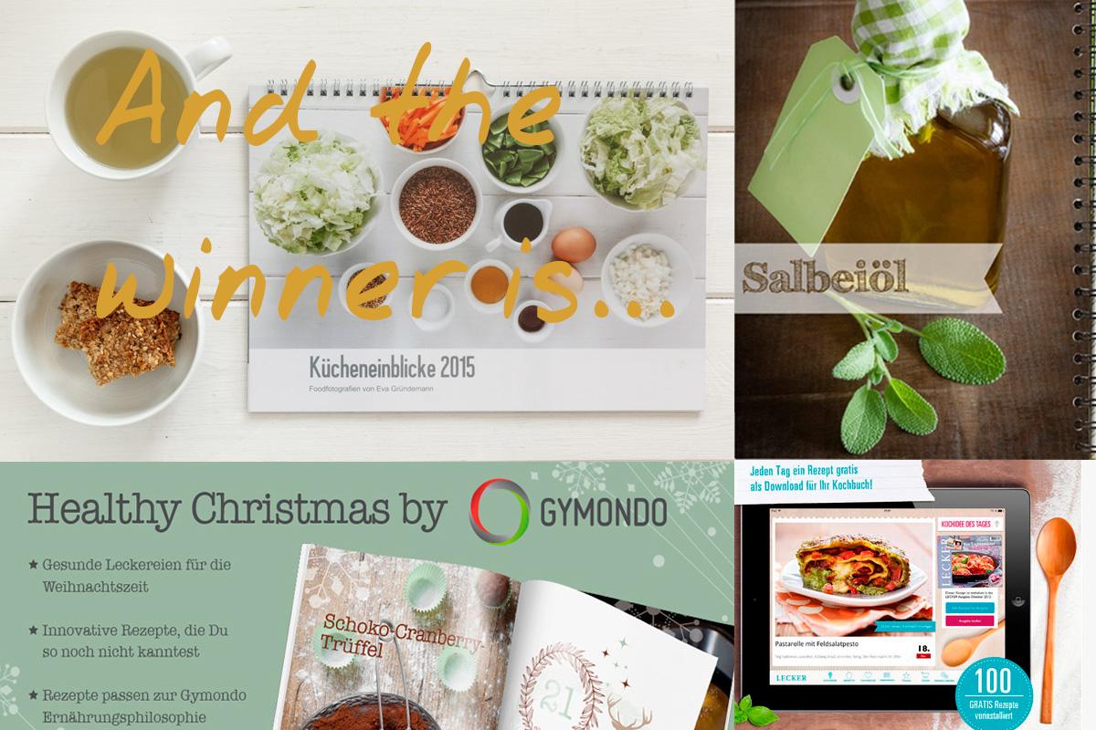 Gewinner Küchenkalender Food Vegetarisch