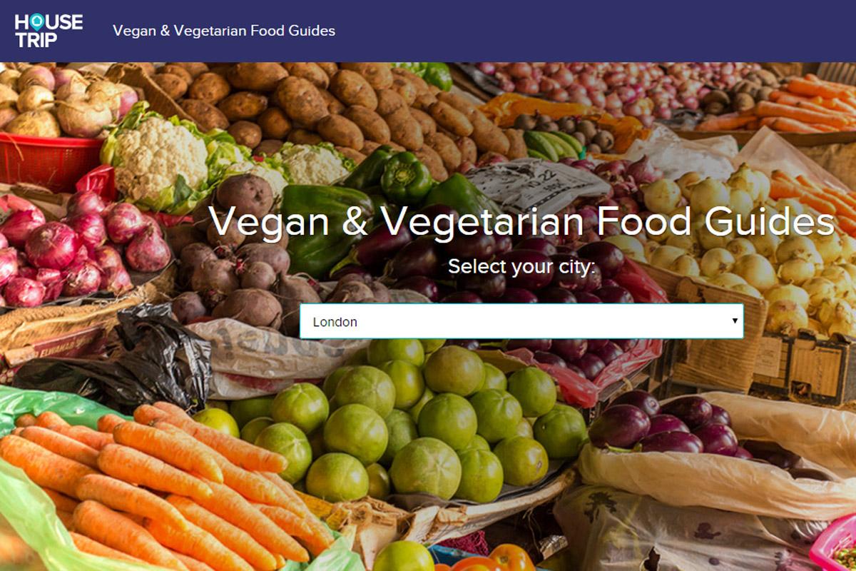 vorgestellt housetrip veggie guides vegan und vegetarisch essen in berlin london und paris. Black Bedroom Furniture Sets. Home Design Ideas