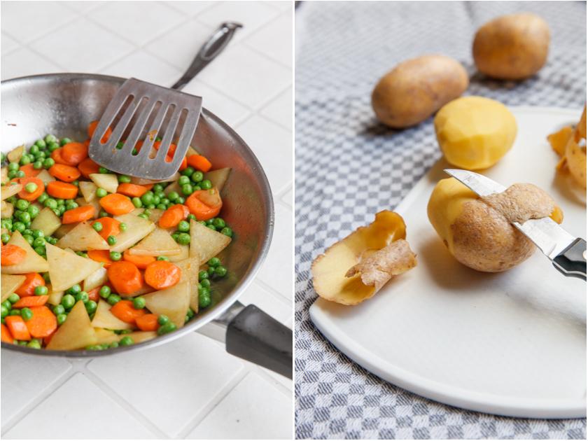 Gemüsepfanne | food-vegetarisch.de