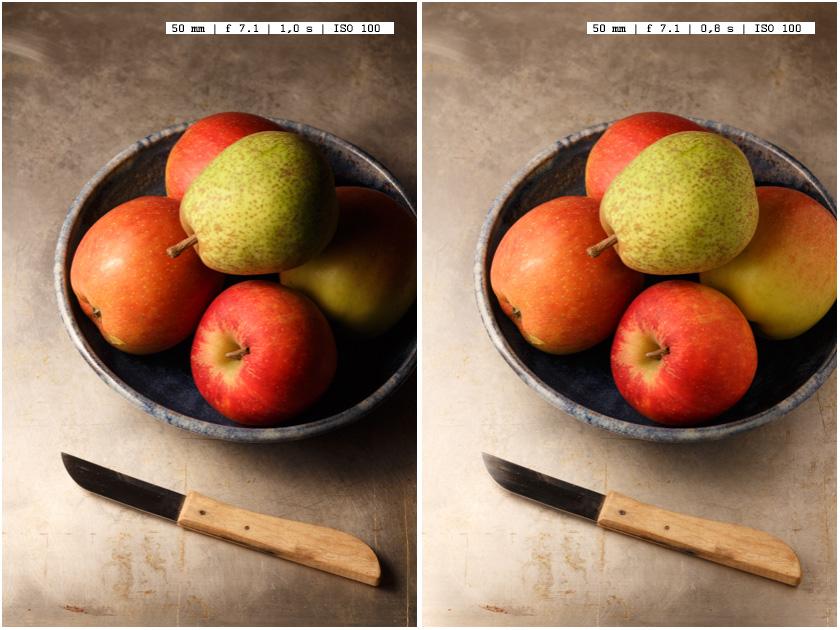 Einfache Food-Fotografie mit Kunstlicht | food-vegetarisch.de