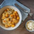 Steckrüben-Risotto | food-vegetarisch.de