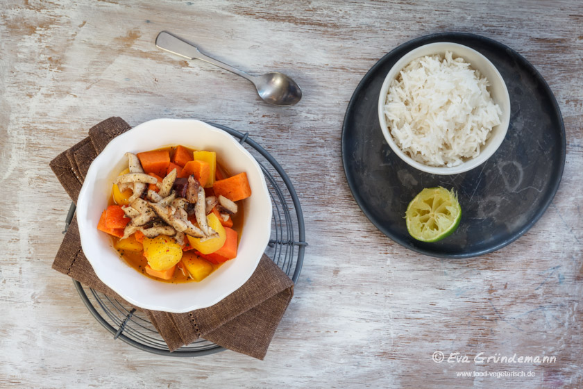 Süßkartoffel-Möhren-Curry | food-vegetarisch.de