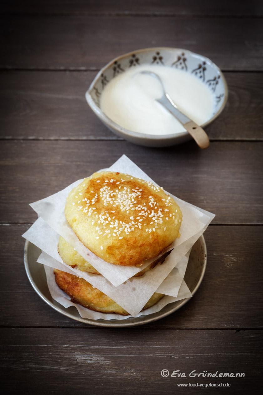 Aloo Tikki (indische Kartoffelplätzchen) | food-vegetarisch.de