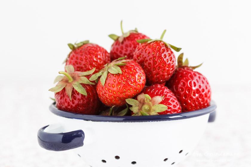 Erdbeeren | food-vegetarisch.de
